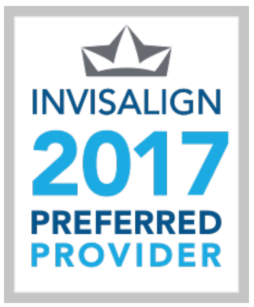Invisalign-Preferred-Provider-2017-logo  - Braces and Invisalign in South Elgin and Elmwood Park, IL - Nudera Orthodontics